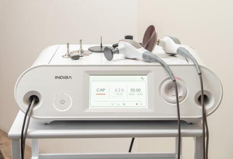 インディバ最新機種ER200の写真